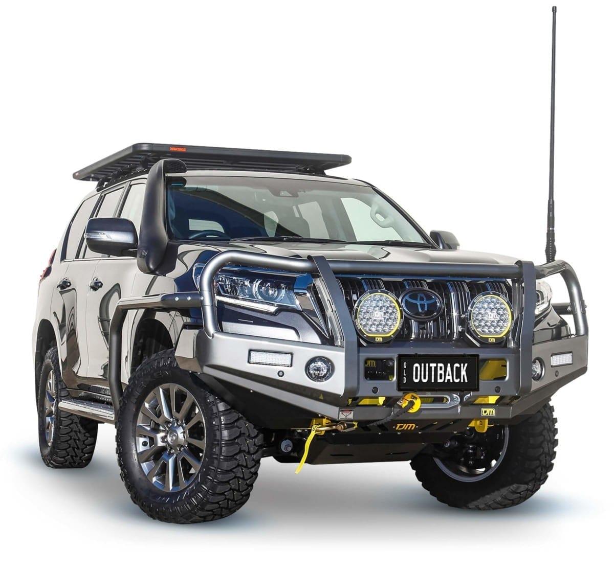 Bull Bar - Toyota LC200 - TJM 4x4 Megastore